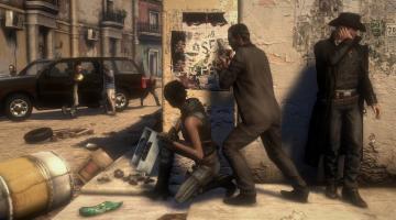 Скриншот Call of Juarez: The Cartel