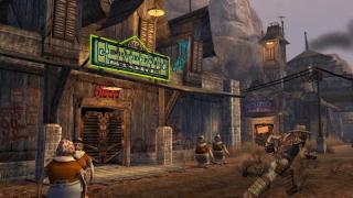 Скриншот Oddworld: Stranger's Wrath