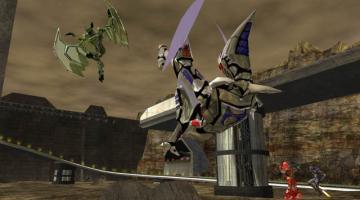 Скриншот One Must Fall: Battlegrounds