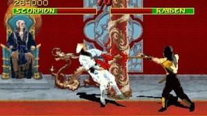 миниатюра скриншота Mortal Kombat (1993)