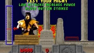 Скриншот Mortal Kombat (1993)