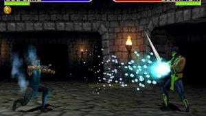 миниатюра скриншота Mortal Kombat 4