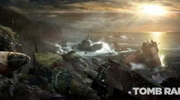 Скриншот Tomb Raider (2013)