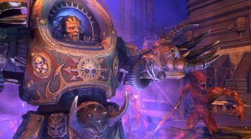 Скриншот Warhammer 40.000: Space Marine