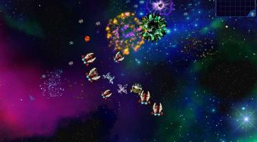 Скриншот Space Rangers