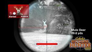 миниатюра скриншота Cabela's Big Game Hunter 2012