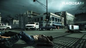 миниатюра скриншота Black Death