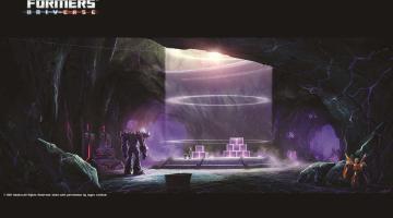 Скриншот Transformers Universe