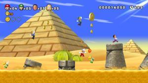 миниатюра скриншота New Super Mario Bros. Mii