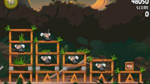 миниатюра скриншота Angry Birds Rio