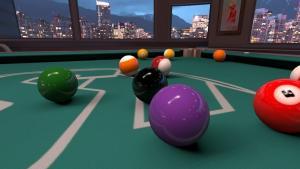 миниатюра скриншота Hustle Kings (2012)