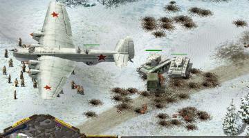 Скриншот Blitzkrieg
