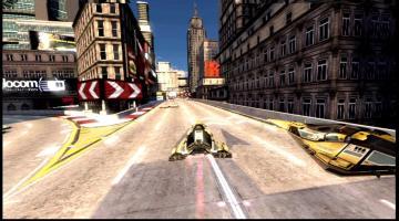 Скриншот Wipeout 2048