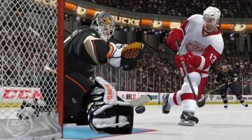 Скриншот NHL 12