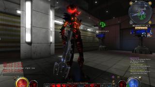 Скриншоты  игры Hellgate