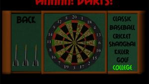 миниатюра скриншота Ahh! Darts
