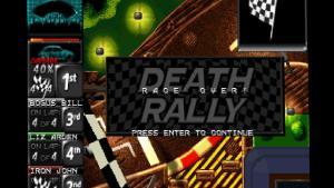миниатюра скриншота Death Rally (2011)