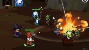 миниатюра скриншота Battleheart