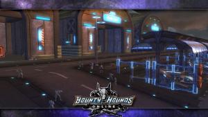 миниатюра скриншота Bounty Hounds Online