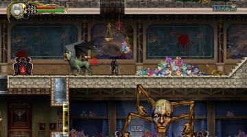 Скриншот Castlevania: Harmony of Despair