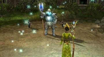 Скриншот Etherlords 2
