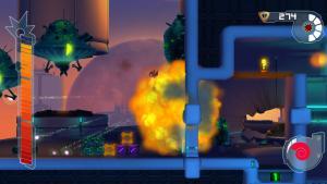 миниатюра скриншота Explodemon!