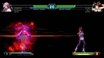 Скриншот King of Fighters 13, the