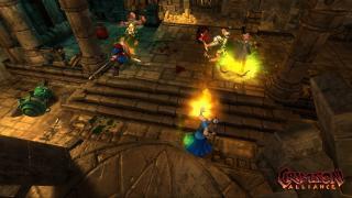 Скриншот Crimson Alliance