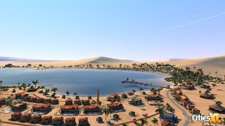 Скриншоты  игры Cities XL 2012