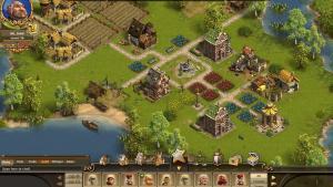 миниатюра скриншота Settlers Online, the