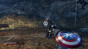 миниатюра скриншота Captain America: Super Soldier