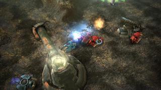 Скриншоты  игры Tunnelers