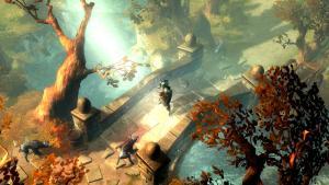 миниатюра скриншота Drakensang Online