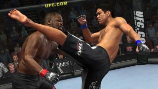 Скриншот UFC 2009 Undisputed