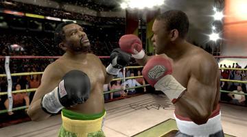 Скриншот Fight Night Round 2