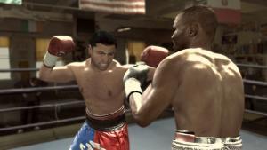 миниатюра скриншота Fight Night Round 3