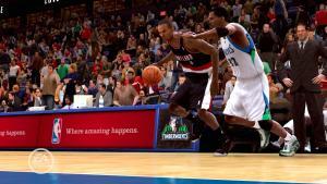 миниатюра скриншота NBA Live 09