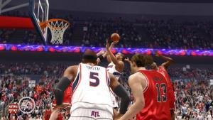 миниатюра скриншота NBA Live 10