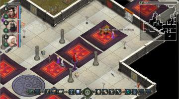 Скриншот Avadon: The Black Fortress