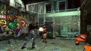 Скриншоты  игры Resident Evil 2