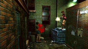 миниатюра скриншота Resident Evil 2