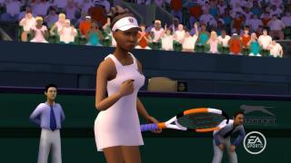 Скриншот Grand Slam Tennis
