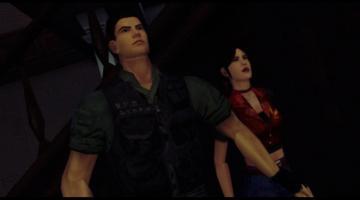 Скриншот Resident Evil Code: Veronica X