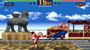 миниатюра скриншота Virtua Fighter 2