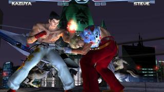 Скриншоты  игры Tekken 4