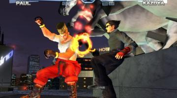 Скриншот Tekken 4