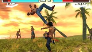 миниатюра скриншота Tekken Tag Tournament