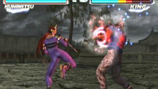 Скриншоты  игры Tekken Tag Tournament