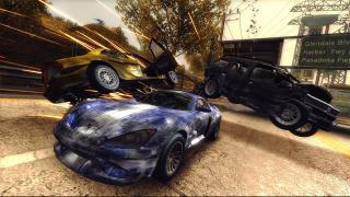 Скриншоты  игры Burnout Revenge