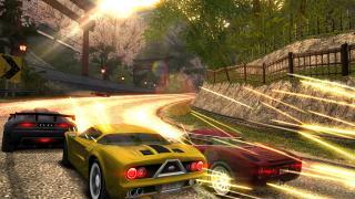 Скриншоты  игры Burnout Dominator